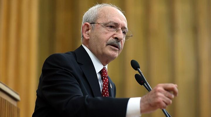 Kılıçdaroğlu: Cumhuriyet tarihi boyunca Türkiye bu kadar kirlenmemişti
