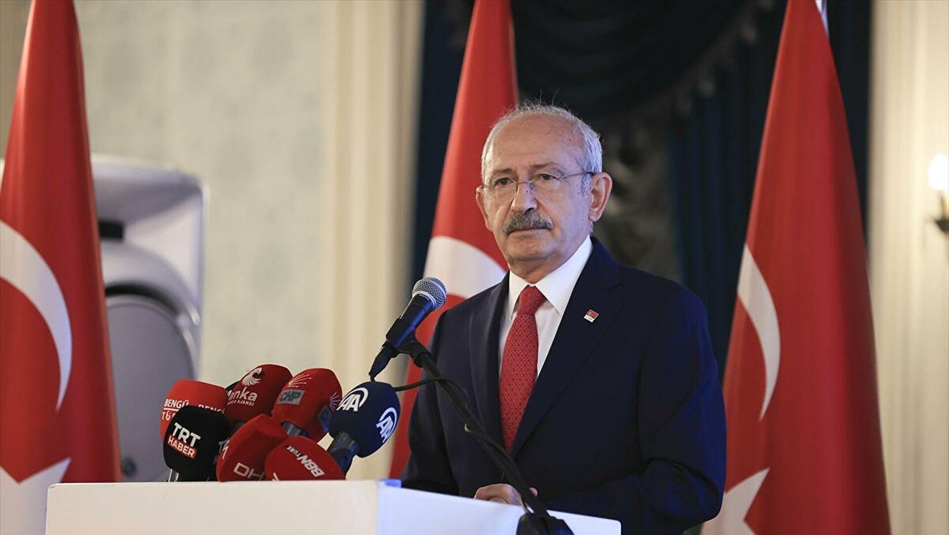 Kılıçdaroğlu: Cumhuriyetimizi ne pahasına olursa olsun demokrasi ile taçlandıracağız