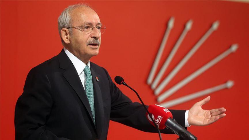 Kılıçdaroğlu: Devlet dediğimiz kurumun dini adalettir