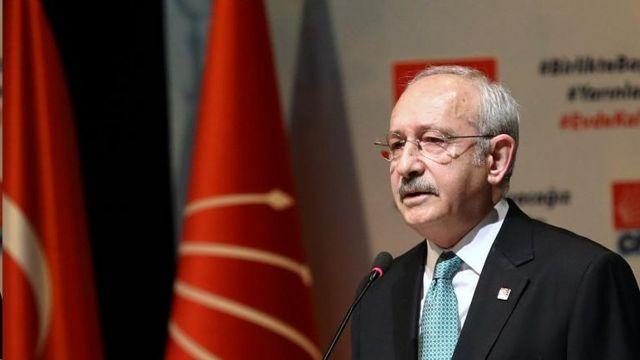 Kılıçdaroğlu: Dostlarımızla beraber geleceği inşa edeceğiz