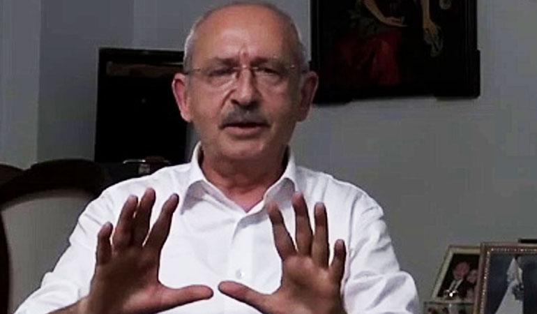 Kılıçdaroğlu, Erdoğan'a meydan okudu: Ateş olsan cürmün kadar yer yakarsın