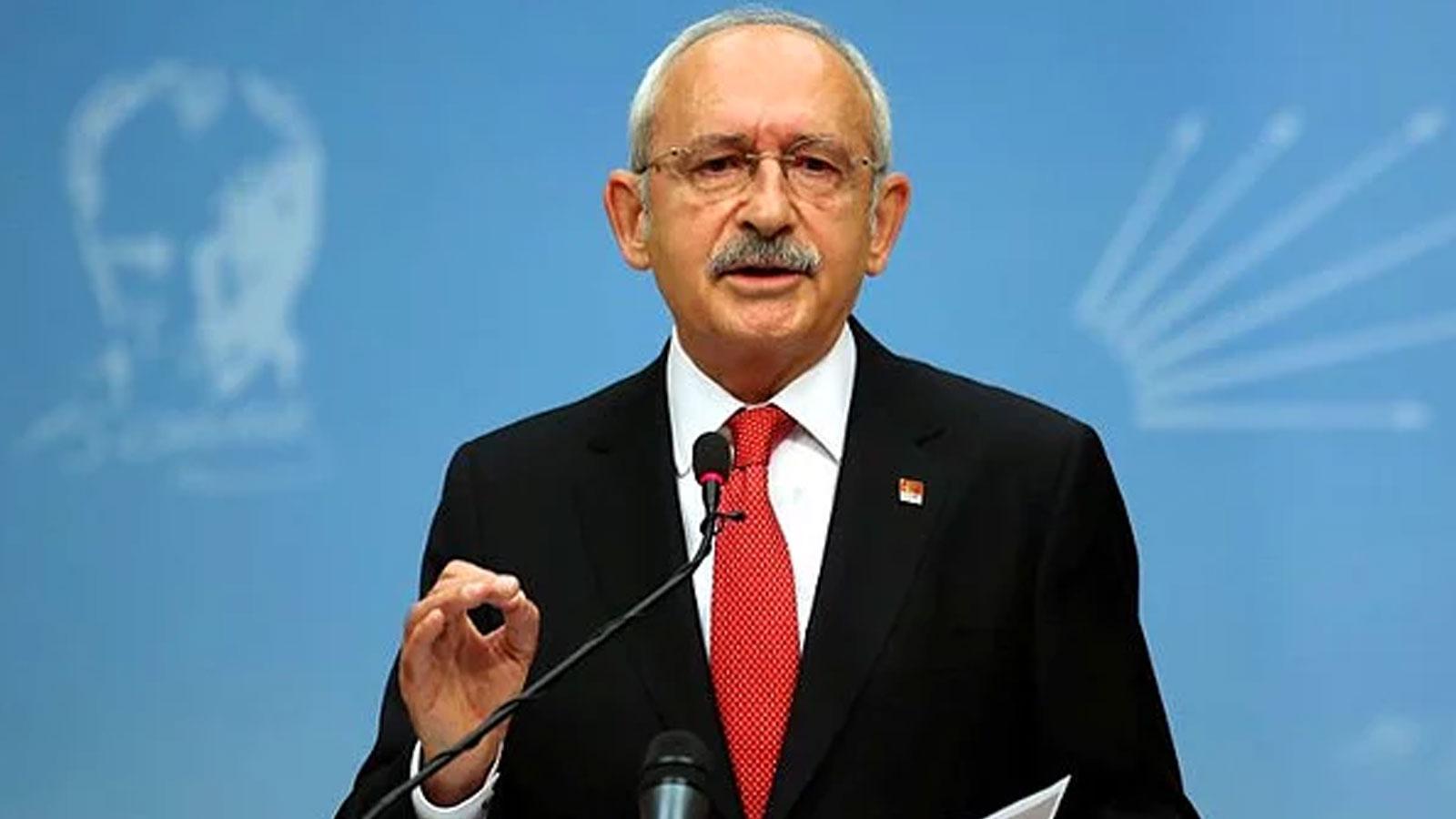 Kılıçdaroğlu: Erdoğan kendi sonunu hazırlıyor