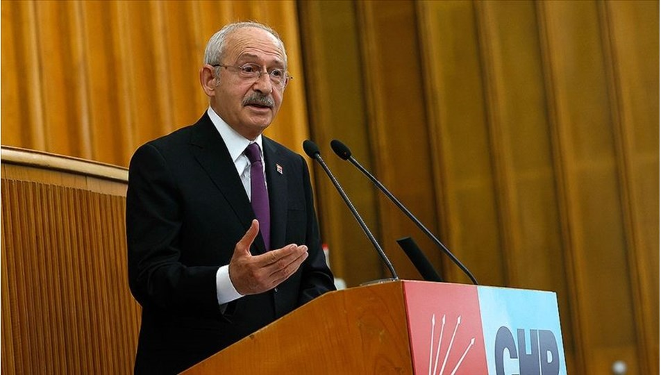 Kılıçdaroğlu: Faiz lobisinin bir numaralı adamı Recep Tayyip Erdoğan'dır