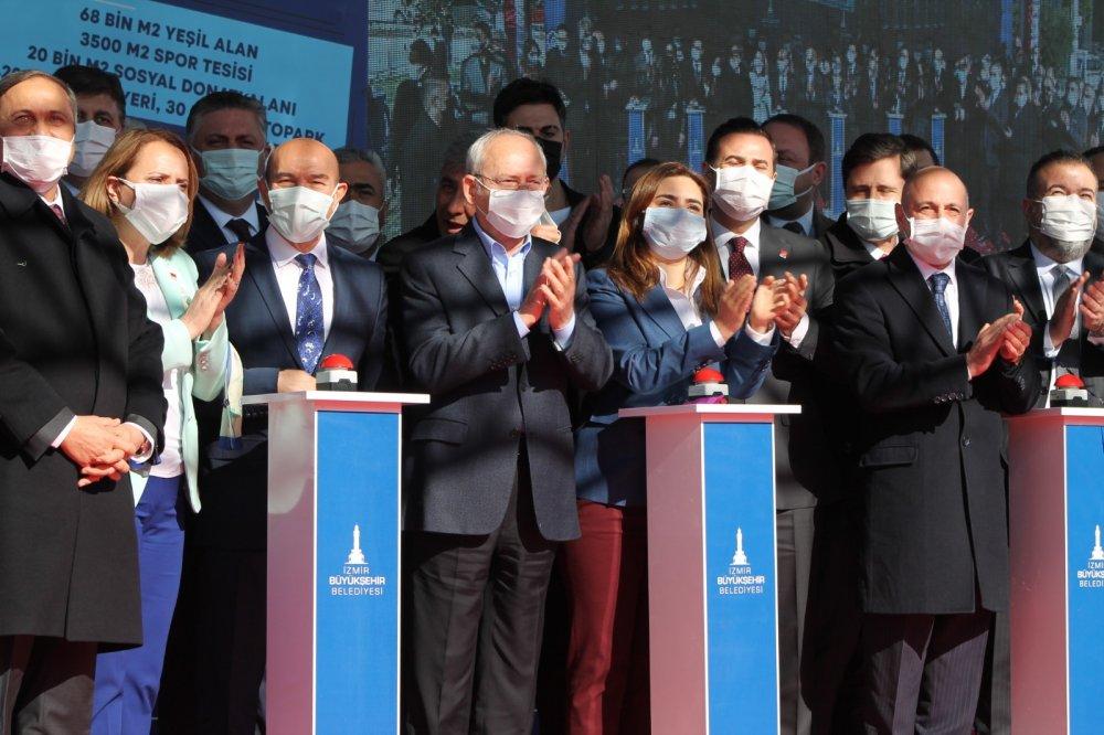 Kılıçdaroğlu gençlere seslendi: Emin olun motorları maviliklere süreceğiz