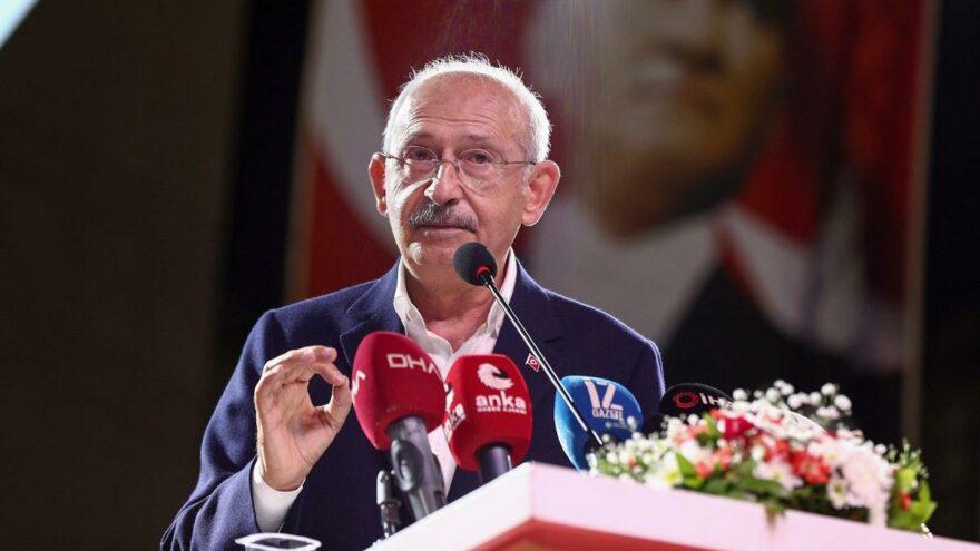 Kılıçdaroğlu: Getir sandığı Erdoğan