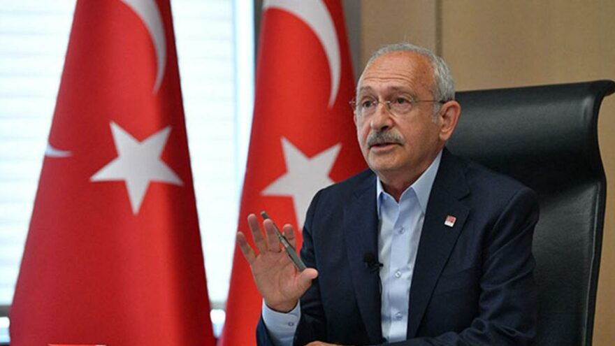 Kılıçdaroğlu: İktidar olduğumuzda dört ayaklı bir strateji izleyeceğiz