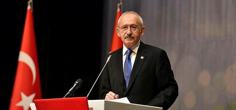 Kılıçdaroğlu, İsveç Dışişleri Bakanı Linde'yi kabul etti