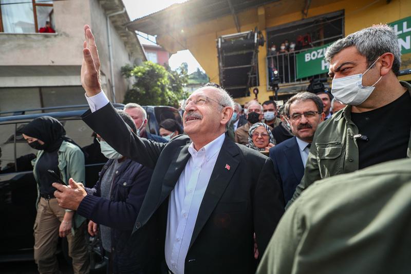 Kılıçdaroğlu: Kaçak çayları, Rize meydanında yakacağım