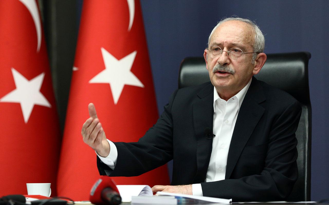 """Kılıçdaroğlu, """"Merkez Bankası'nın gerçek döviz rezervini"""" açıkladı"""