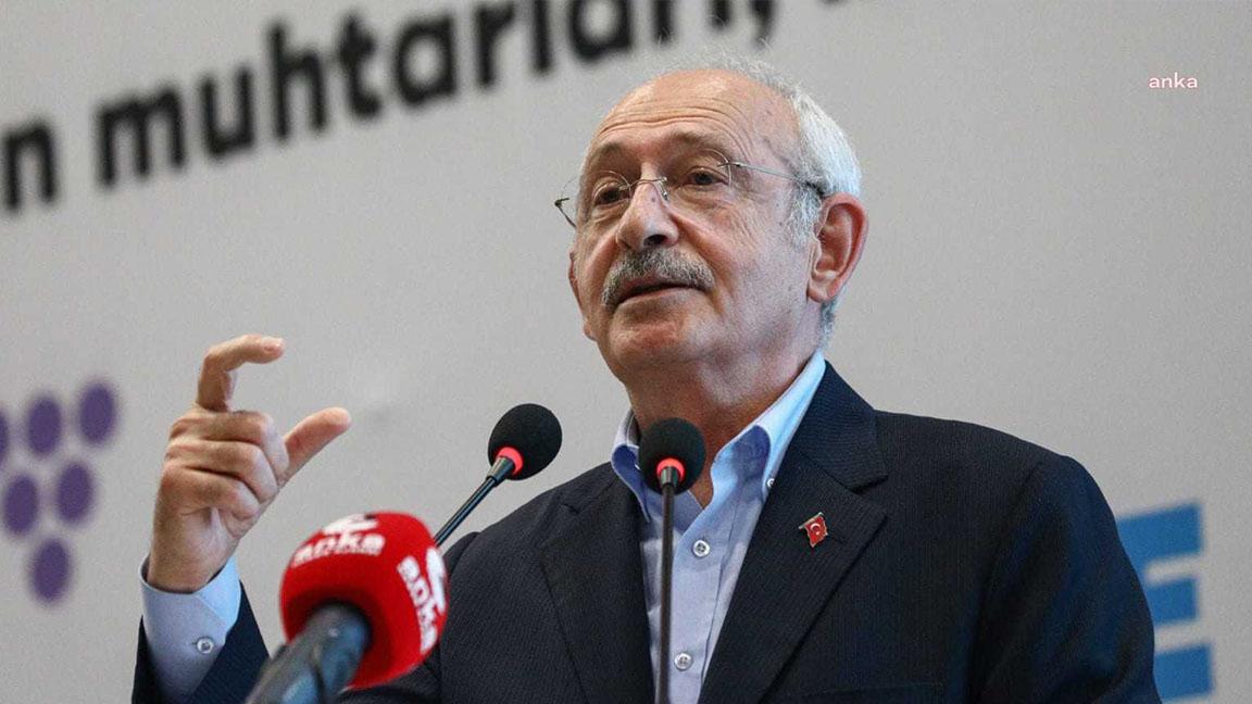 Kılıçdaroğlu: Muhtarların sorunlarını çözmeye talibim
