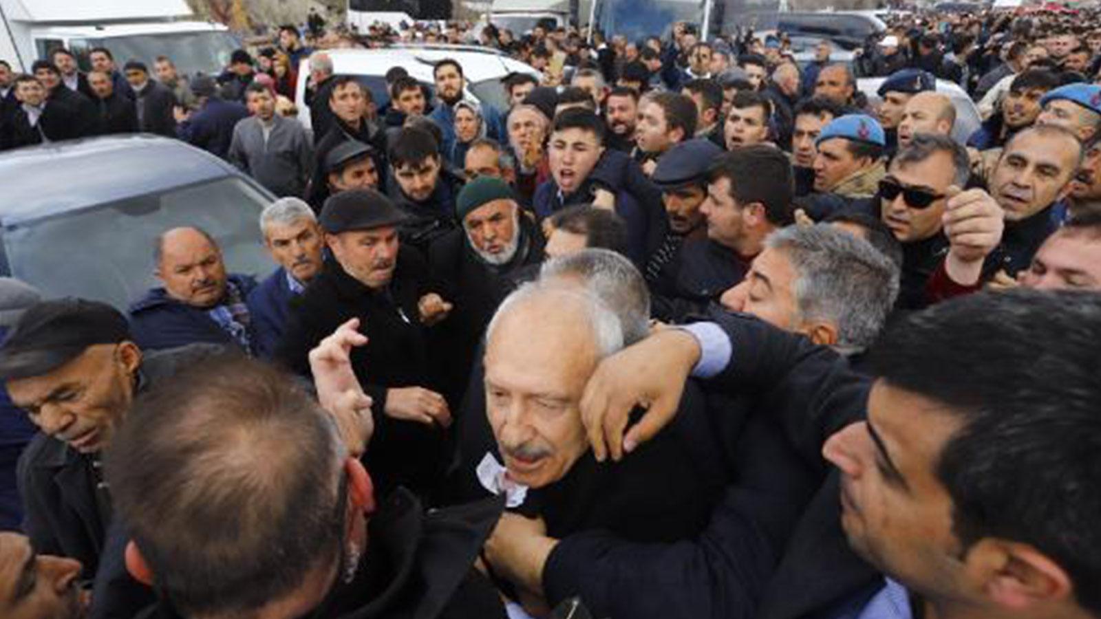 """Kılıçdaroğlu'na linç girişimi davası: """"Büyük bir utanç var ellerinde"""""""