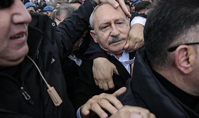 Kılıçdaroğlu'na 'linç girişimi' davasının ikinci duruşması görülüyor