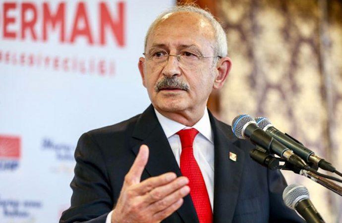 Kılıçdaroğlu'ndan 15 Temmuz mesajı: Hain terör örgütünü lanetliyorum