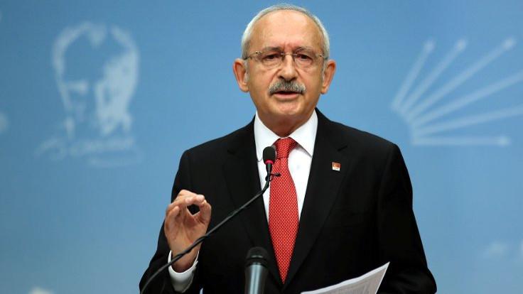 Kılıçdaroğlu'ndan 30 Ağustos mesajı: Tek adam rejiminin yerini sosyal hukuk devleti alacak