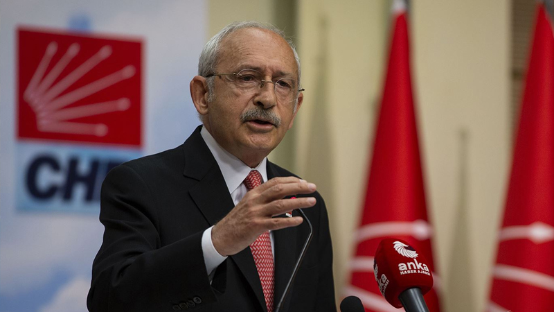 Kılıçdaroğlu'ndan Bahçeli'ye çağrı: Türkiye'yi seçime götür