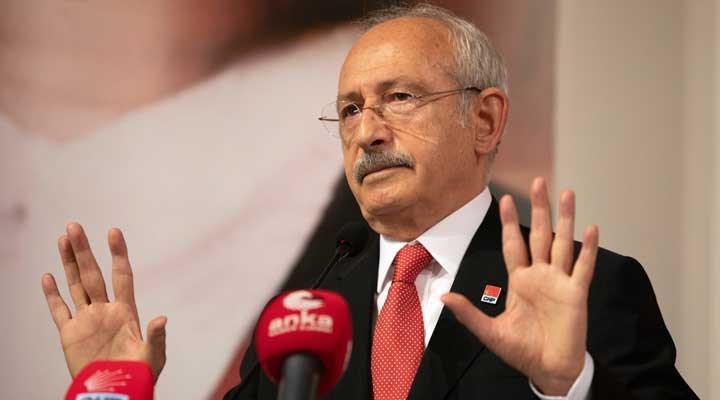 Kılıçdaroğlu'ndan Berat Albayrak açıklaması: Veziri vererek şahı kurtaramazsınız