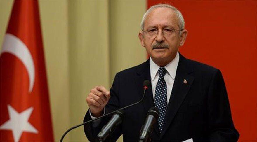 Kılıçdaroğlu'ndan çağrı: Bu ülkenin namuslu savcılarına son kez sesleniyorum