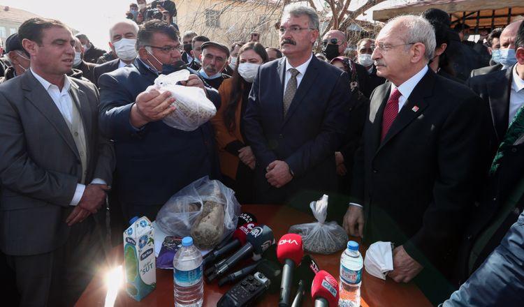 Kılıçdaroğlu'ndan çiftçilere: Borç faizlerinin tamamını sileceğim