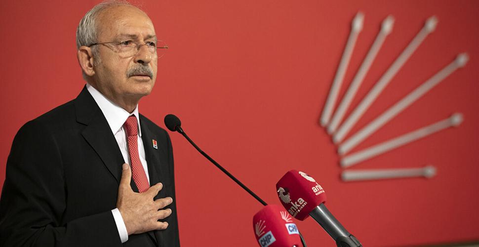 Kılıçdaroğlu'ndan Erdoğan'a çağrı: Damadını görevden almalısın