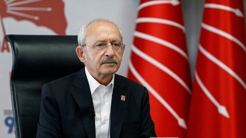 Kılıçdaroğlu: Komando marşı söyleyen TÜGVA'cıları gönder Suriye'ye, komutan da Bilal Erdoğan olsun