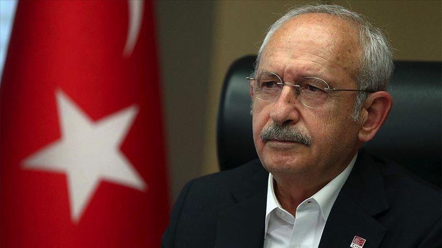 Kılıçdaroğlu'ndan Erdoğan'a: 'Yalancı' sözüne alınmıyor 'sözde cumhurbaşkanı' dememe alınıyor