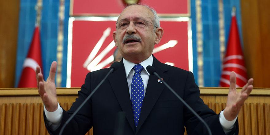 Kılıçdaroğlu'ndan Erdoğan'a 'yeni Anayasa' yanıtı