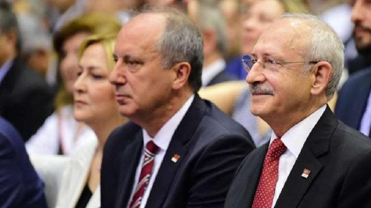 Kılıçdaroğlu'ndan İnce'nin istifası sonrası ilk açıklama