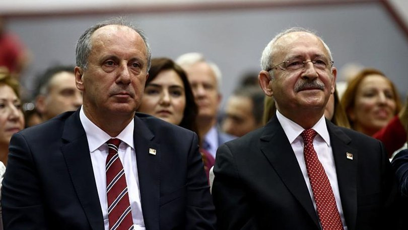 Kılıçdaroğlu'ndan parti örgütüne İnce talimatı: Sessiz kalın