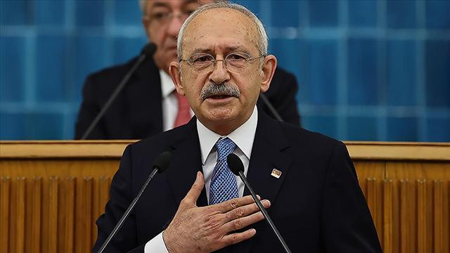 Kılıçdaroğlu'ndan 'tek aday' açıklaması