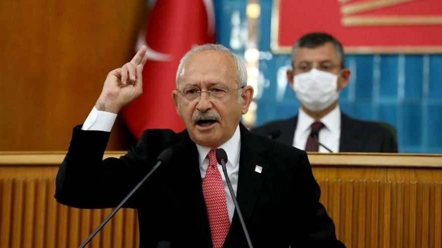 Kılıçdaroğlu'ndan TTB Başkanı Sinan Adıyaman'a telefon