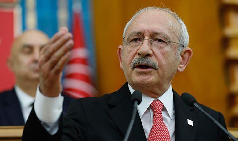 Kılıçdaroğlu'ndan yeni yıl mesajı: Yürüyor umudun ordusu