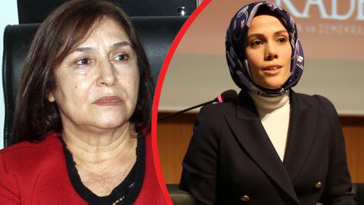 Kılıçdaroğlu'nun eşi Selvi Kılıçdaroğlu, Esra Albayrak ile görüştü