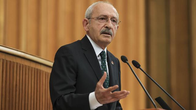 Kılıçdaroğlu, Peker'in iddialarına ilişkin yargıya seslendi