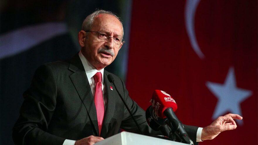 """Kılıçdaroğlu, """"iktidarın ilk haftasında yapılacaklar"""" listesindeki 8 maddeyi duyurdu"""