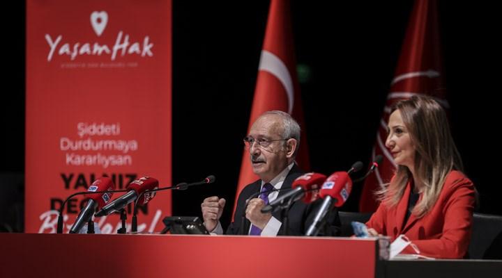 Kılıçdaroğlu: Siyasi Partiler Yasası'nın değişmesi için çaba harcamalıyız