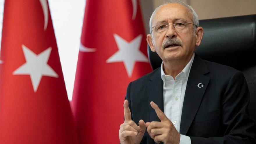 Kılıçdaroğlu: Sorunun barışçıl yollardan çözülmesini istiyoruz