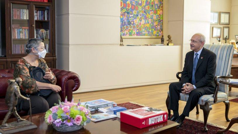Kılıçdaroğlu TTB heyeti ile görüştü: TTB'den 4 haftalık kapanma çağrısı
