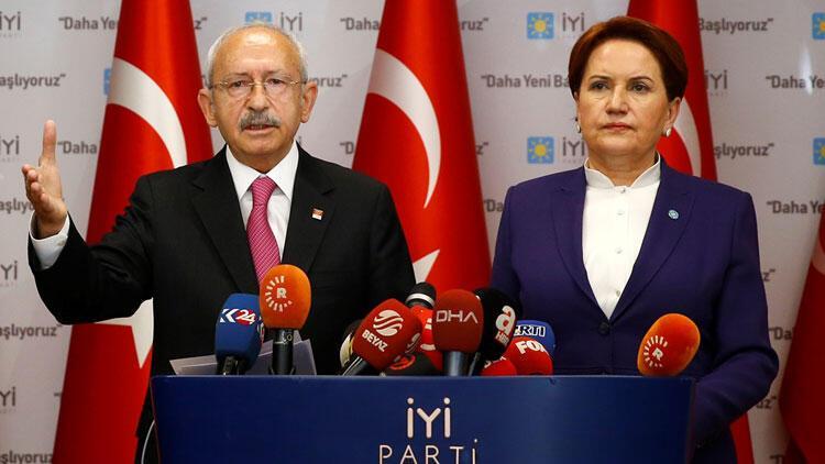 Kılıçdaroğlu ve Akşener'den Buğra Kavuncu'ya saldırıya sert tepki