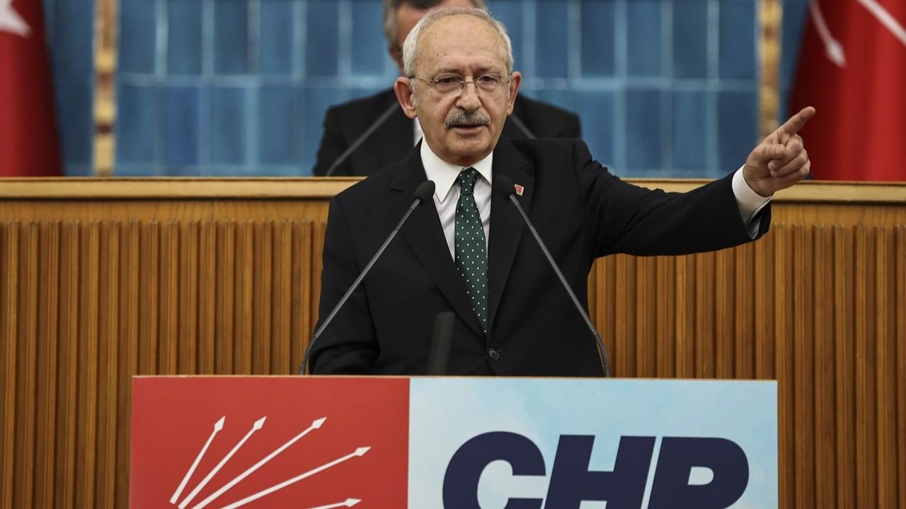 Kılıçdaroğlu: Ya yolsuzlukların ortağı olacaksın ya da adaletten yana olacaksın