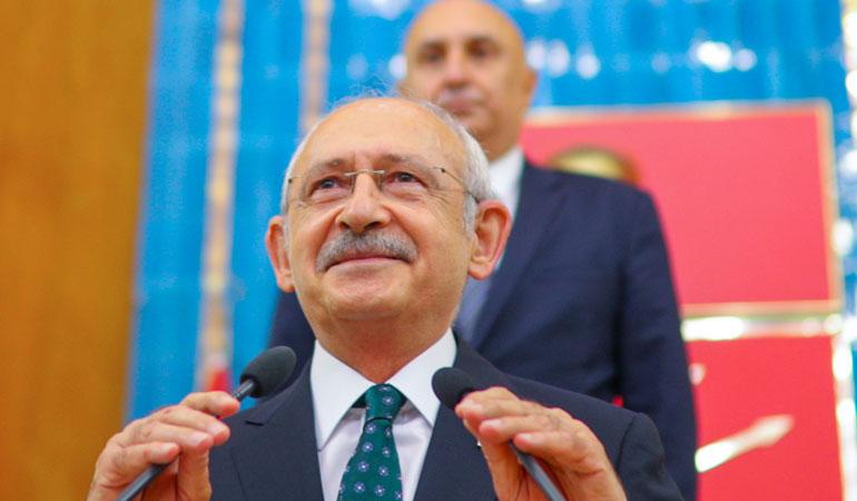 Kılıçdaroğlu: Yerli ve milliyim ayaklarına yatanlar egemen güçlerin taşeronu olmuş