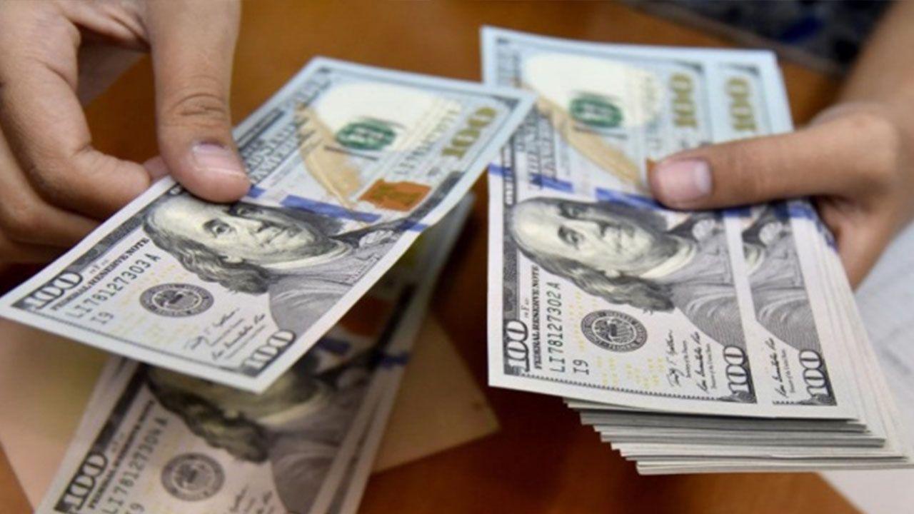 Kısa vadeli dış borç stoku nisanda 115.2 milyar dolar oldu