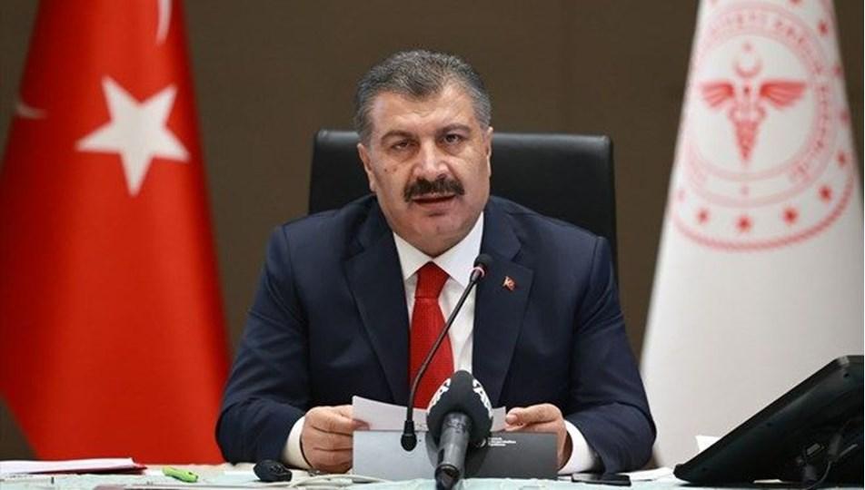 Koca: Yarından itibaren tüm Türkiye'de sağlık çalışanlarımızın aşılanmasına başlanacak