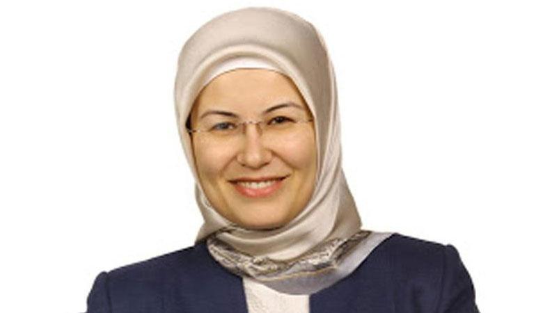 Kocası istisnai kadroyla müdür yapılan AKP'li Gürbüz: Torpil  yok, eşimin çevresi geniş