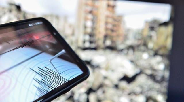 Konya'da 4.7 büyüklüğünde deprem