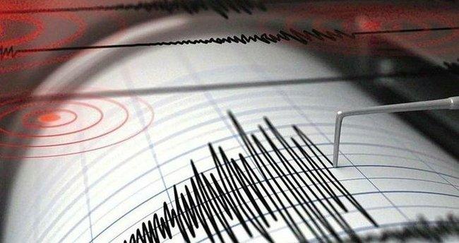 Konya'da art arda depremler