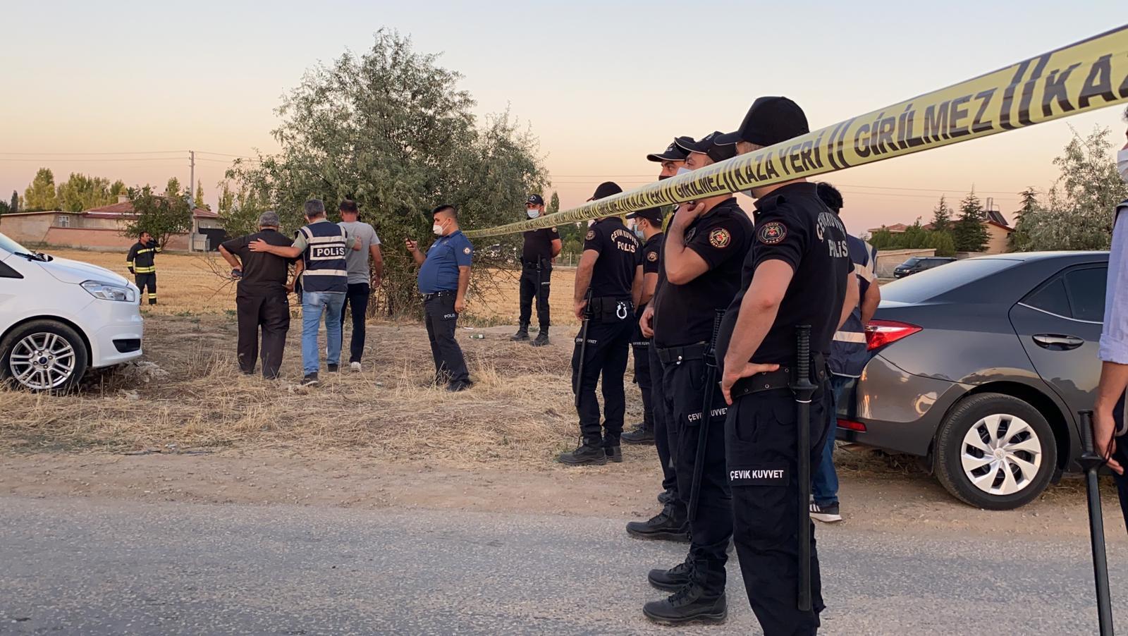 Konya'da silahlı saldırı: Aynı aileden 7 kişi öldürüp, evi ateşe verdiler