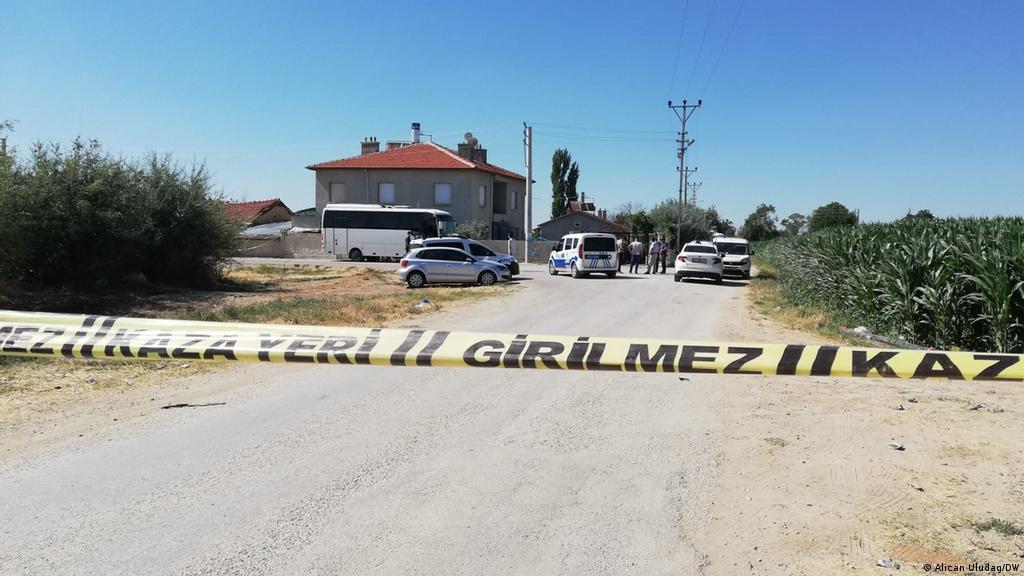 Konya'daki katliamının katil zanlısı Mehmet Altun, yakalandı