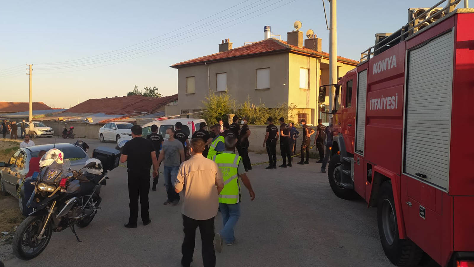 Konya'daki katliamla ilgili 11 kişiye 7'şer kez müebbet istendi