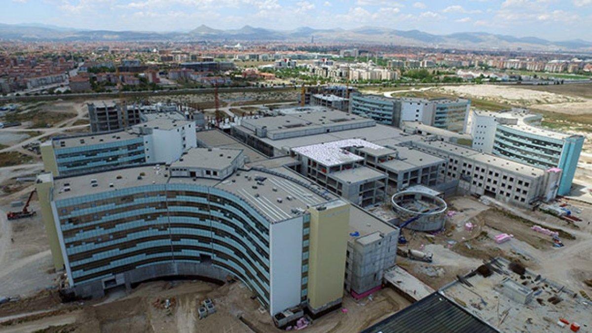 Konya Şehir Hastanesi'nde iş başvurusu için MHP İlçe Başkanlığı'nın adresi verildi!
