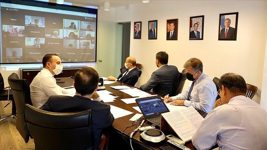 Koronavirüs Bilim Kurulu üyeleri destek için Azerbaycan'da
